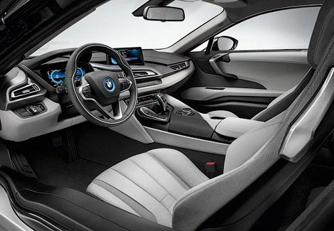 Во Франкфурте показали 362-сильный гибридный спорткар BMW. Фото 4
