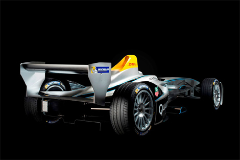 Шасси Spark-Renault SRT_01E разработано инженерами Dallara