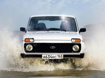 "Lada 4x4 стала популярнее ""Дастера"""