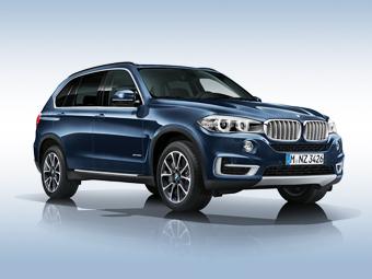 Компания BMW превратила X5 в бронемобиль