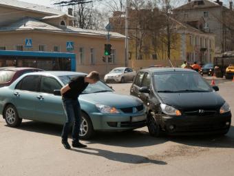 Московских водителей назвали самыми недисциплинированными