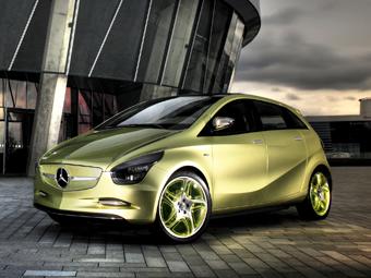 Mercedes-Benz отказался конкурировать с хэтчбеками MINI