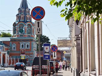 Москва начнет самостоятельно штрафовать за неправильную парковку с декабря