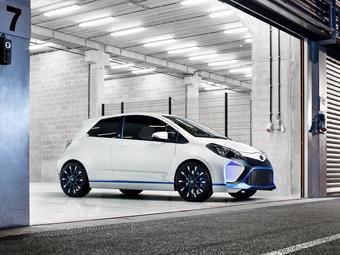 """Toyota создаст суббренд для """"заряженных"""" моделей"""