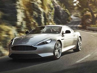 Суперкары Aston Martin с моторами AMG появятся к 2017 году