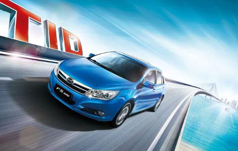 Компания BYD выведет на российский рынок кроссовер и два седана. Фото 1