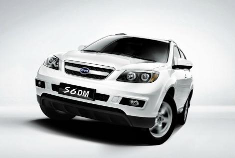 Компания BYD выведет на российский рынок кроссовер и два седана. Фото 4