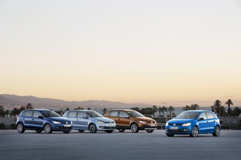 Новые версии Polo дебютируют в Женеве. Фото 3