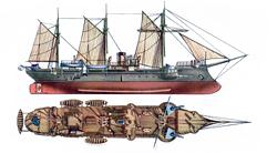 Что общего у Peugeot 2008 и канонерской лодки «Кореец». Фото 1