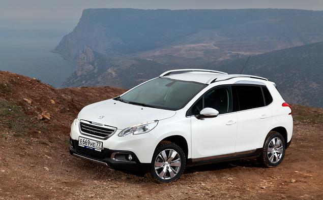 Что общего у Peugeot 2008 и канонерской лодки «Кореец». Фото 4