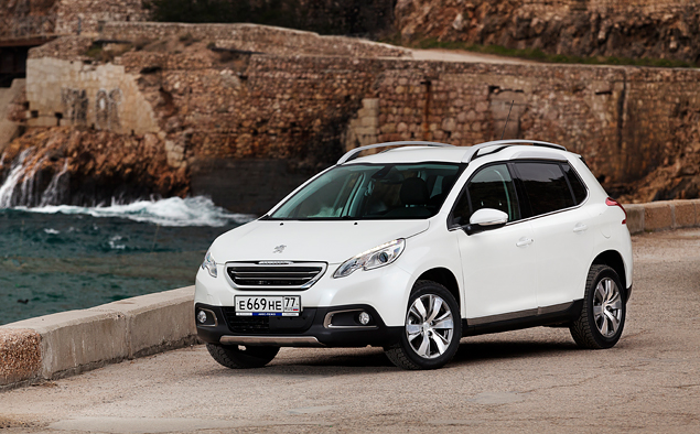 Что общего у Peugeot 2008 и канонерской лодки «Кореец». Фото 7