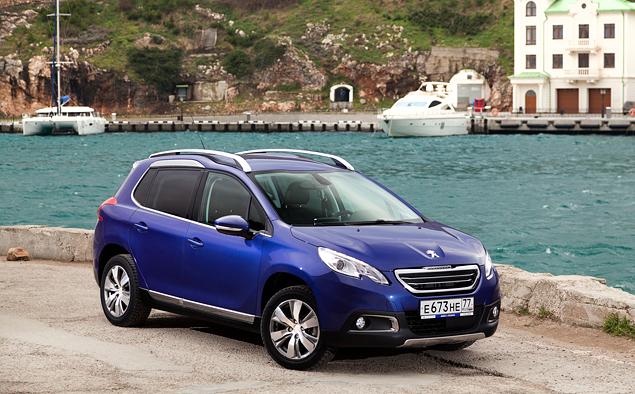 Что общего у Peugeot 2008 и канонерской лодки «Кореец». Фото 11