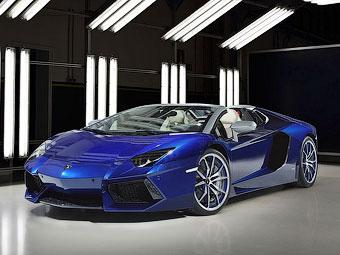 Lamborghini дополнила программу персонализации суперкаров