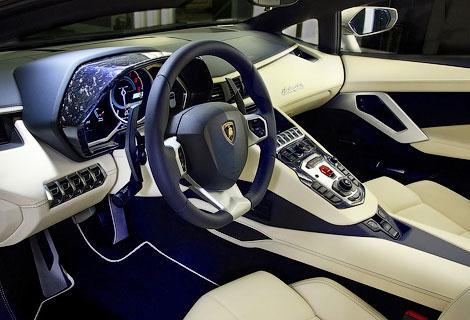 Новые варианты доработок суперкаров покажут на родстере Aventador. Фото 1