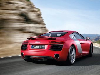 Следующая Audi R8 сохранит атмосферные двигатели