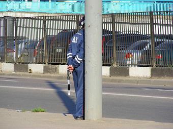 Инспекторам ГИБДД запретили устраивать засады