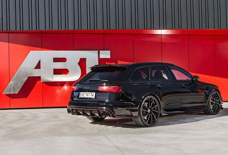 """""""Заряженный"""" универсал Audi сделали на 170 сил мощнее. Фото 1"""