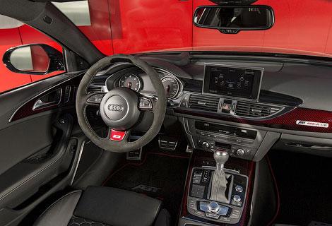 """""""Заряженный"""" универсал Audi сделали на 170 сил мощнее. Фото 2"""