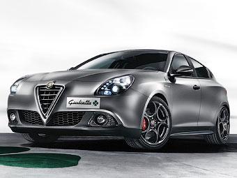 Alfa Romeo Giulietta оснастили мотором от спорткара 4C
