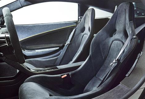 Названы подробные характеристики модели McLaren 650S. Фото 1