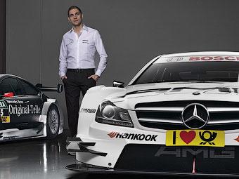 Виталий Петров стал гонщиком серии DTM
