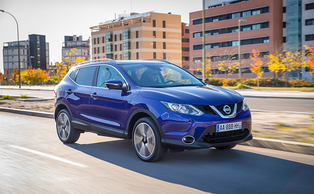 Тест-драйв нового Nissan Qashqai. Фото 9