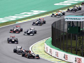 Ассоциация команд Формулы-1 прекратила существование