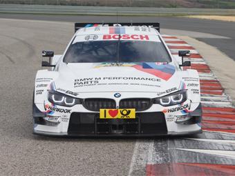Пилоты BMW в DTM пересядут с «троек» на «четверки»