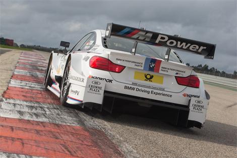 Компания BMW показана новую машину для немецкого кузовного первенства. Фото 2