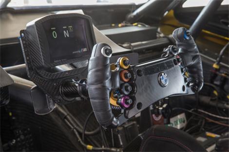 Компания BMW показана новую машину для немецкого кузовного первенства. Фото 3