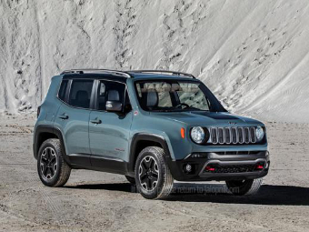В СМИ попали фотографии самого маленького Jeep