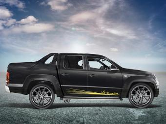 Volkswagen Amarok оснастили дизельной «восьмеркой»