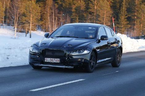"""Соперника """"трешки"""" BMW заметили во время дорожных испытаний. Фото 2"""