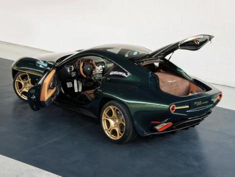В Женеве дебютирует специальная версия купе Disco Volante. Фото 2