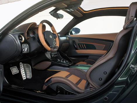 В Женеве дебютирует специальная версия купе Disco Volante. Фото 3