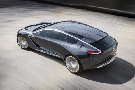 Новый вседорожник Opel появится в 2017 году
