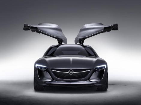 Новый вседорожник Opel появится в 2017 году. Фото 1