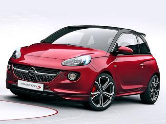 Opel превратил Adam в хот-хэтч