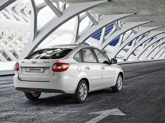 У «АвтоВАЗа» появилась замена пятидверной «Самаре»