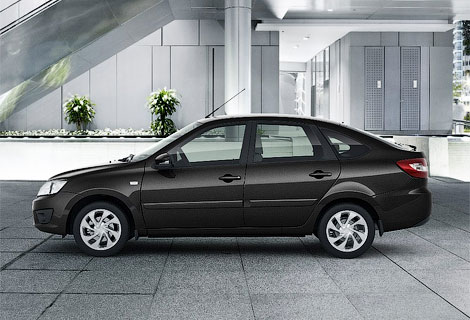 «АвтоВАЗ» объявил цены и комплектации замены пятидверке Samara