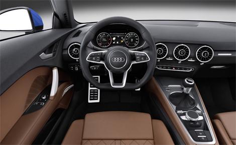 Купе Audi TT стало легче на 50 килограммов. Фото 2