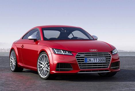 Купе Audi TT стало легче на 50 килограммов. Фото 5