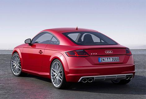 Купе Audi TT стало легче на 50 килограммов. Фото 6