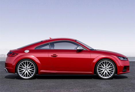 Купе Audi TT стало легче на 50 килограммов. Фото 7