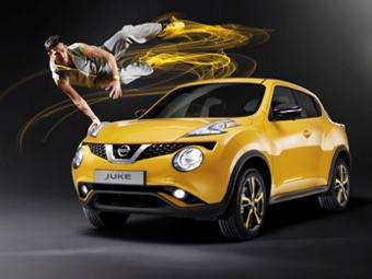 Nissan Juke обновился и получил турбомотор 1.2