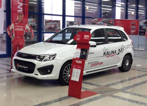 «АвтоВАЗ» рассказал о спортивных модификациях хэтчбека Kalina