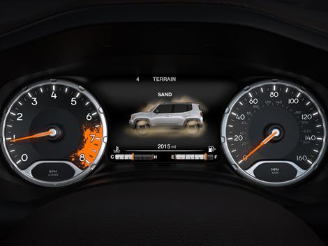 Компания Jeep рассекретила компактный вседорожник Renegade. Фото 4
