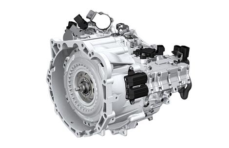Kia показала в Женеве новую коробку передач и гибридную силовую установку. Фото 1