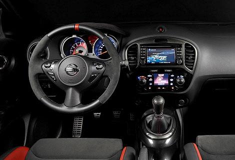 Кроссоверу Juke добавили «заряженную» модификацию Nismo RS. Фото 2