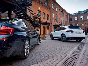 В России «налогом на роскошь» обложат 190 машин